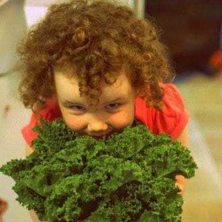 Kaleslaw (a crunchy and sweet kale salad)