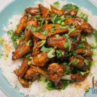 Sticky Chicky Wings (slowcooker)