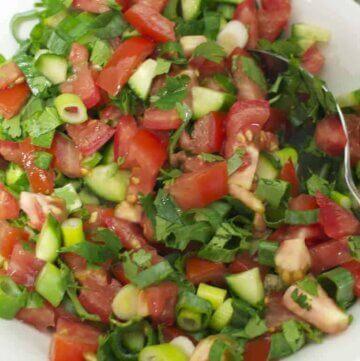 Taco Tuesday- Homemade Salsa recipe