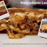 Lasagne...because everything tastes better with bechamel