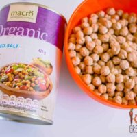 Roasted chickpeas...the perfect nut replacer!