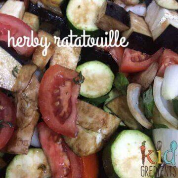 Herby Ratatouille