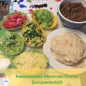 Homemade Mexican Fiesta