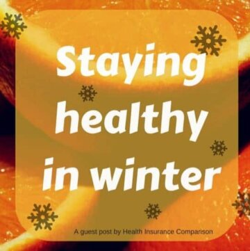 Staying healthy in winter- guest post