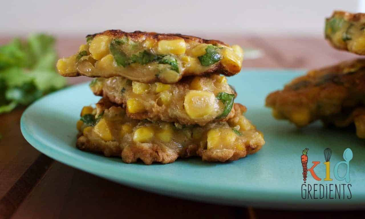 sweetcorn fritters