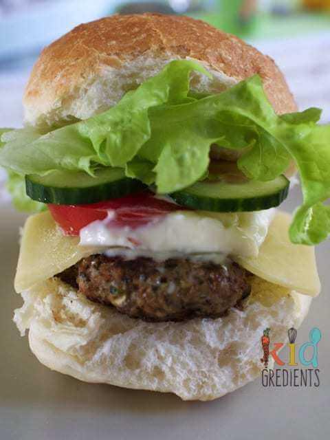 brilliant beef burgers