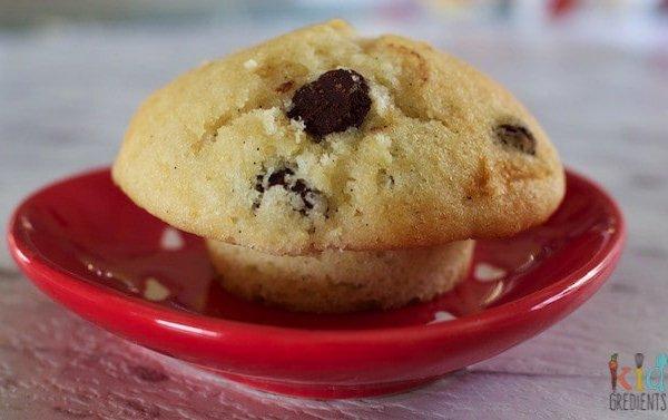 choc chip mini muffin