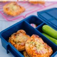lunchbox mini pizzas