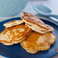 4 ingredient pineapple pikelets