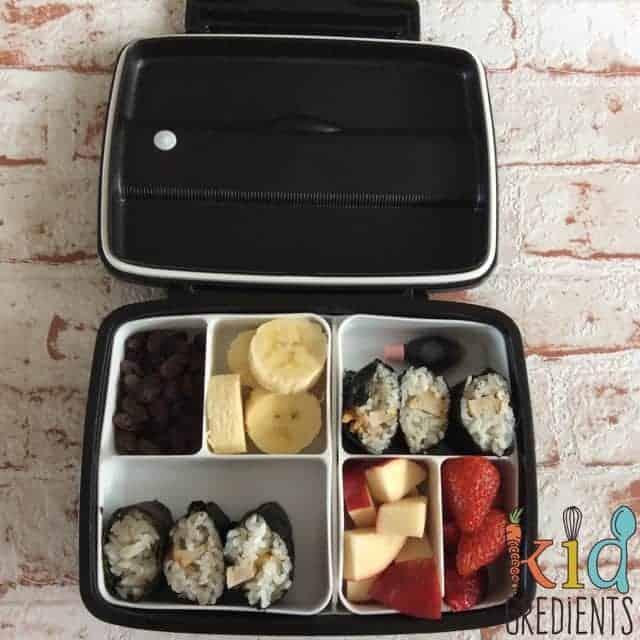 shikiri lunchbox review