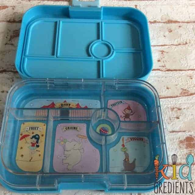 yumbox original empty