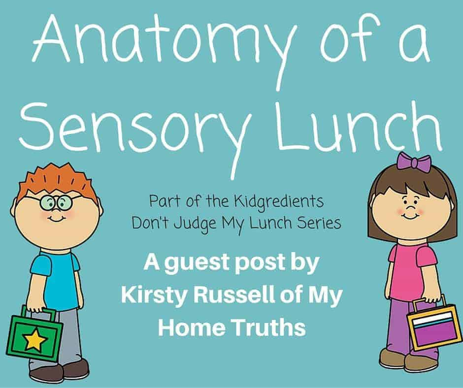 Anatomy of a Sensory Lunch