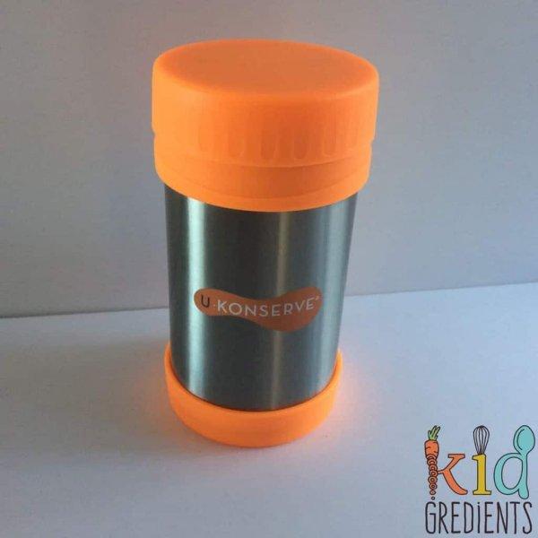 u konserve insulated food jar