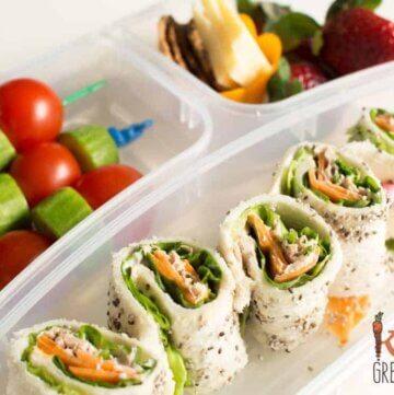 Bread sushi, video and recipe!