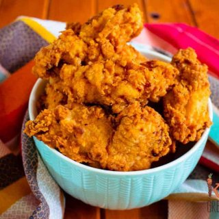 kidgredients fried chicken