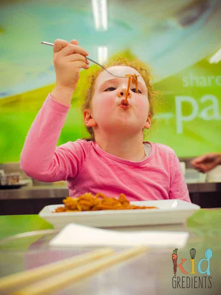 Mr Ping's Pork Noodles