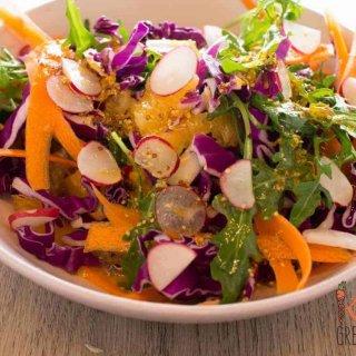 zesty orange salad