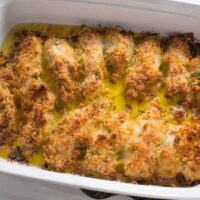 Cheesy Chicken Traybake