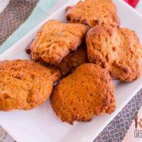 healthier ginger snaps