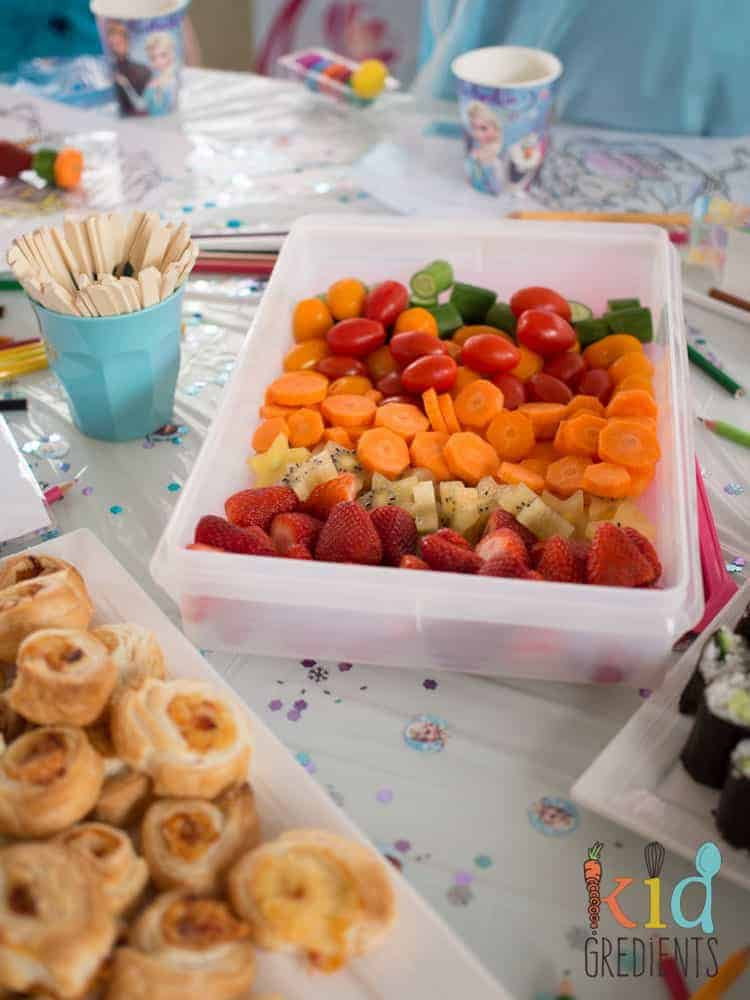 cheap and memorable birthday party
