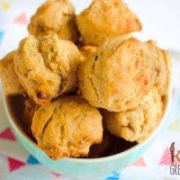 Date and banana muffins, no added sugar!