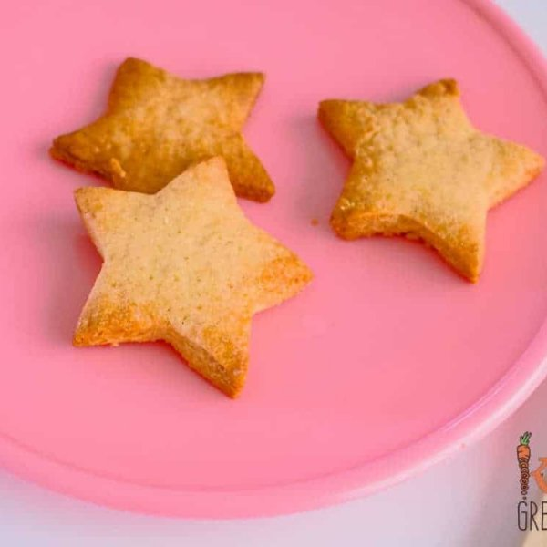 simple healthier sweet biscuits