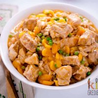 Not your Mum's slow cooker apricot chicken