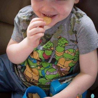 toddler snack time organix
