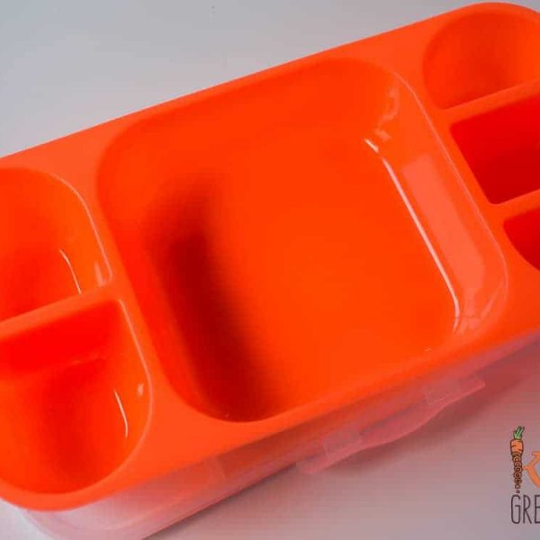 smash slimline bento lunchbox review