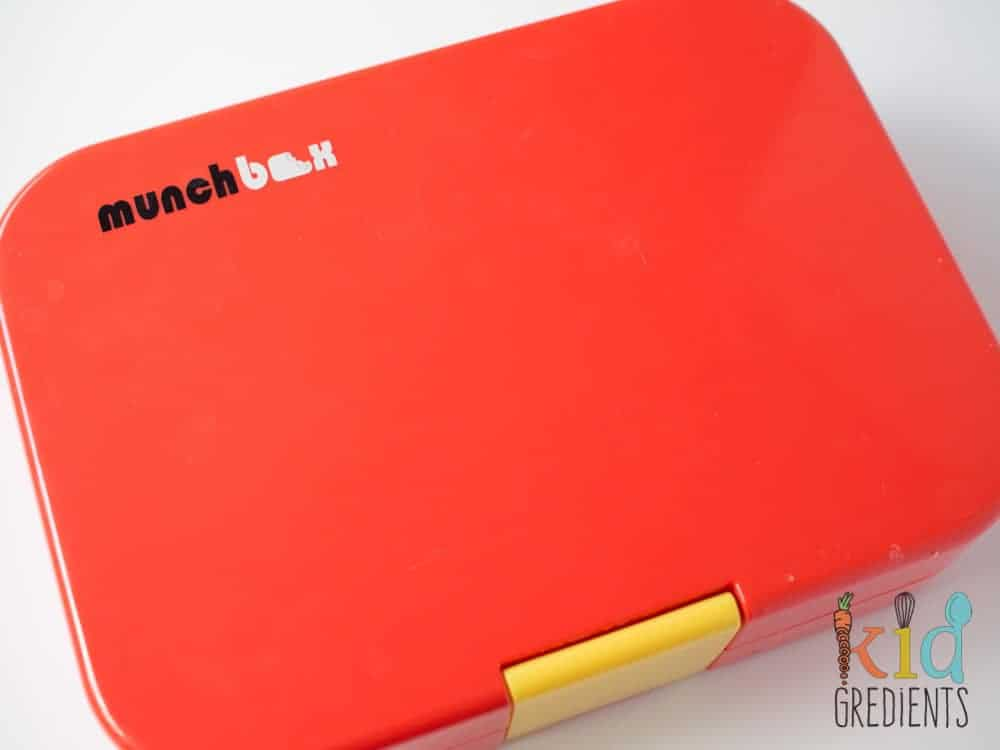 munchbox lunchbox review