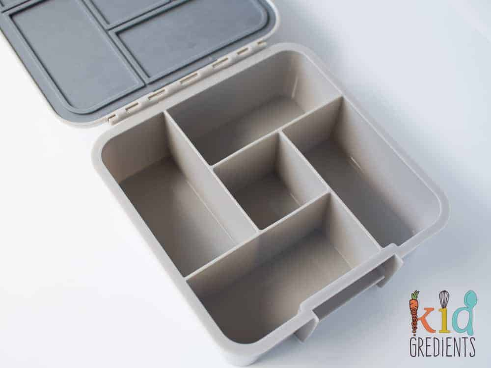 little lunchbox company bento 5 lunchbox review