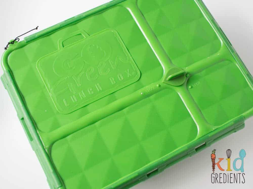 go green medium lunchbox review closed