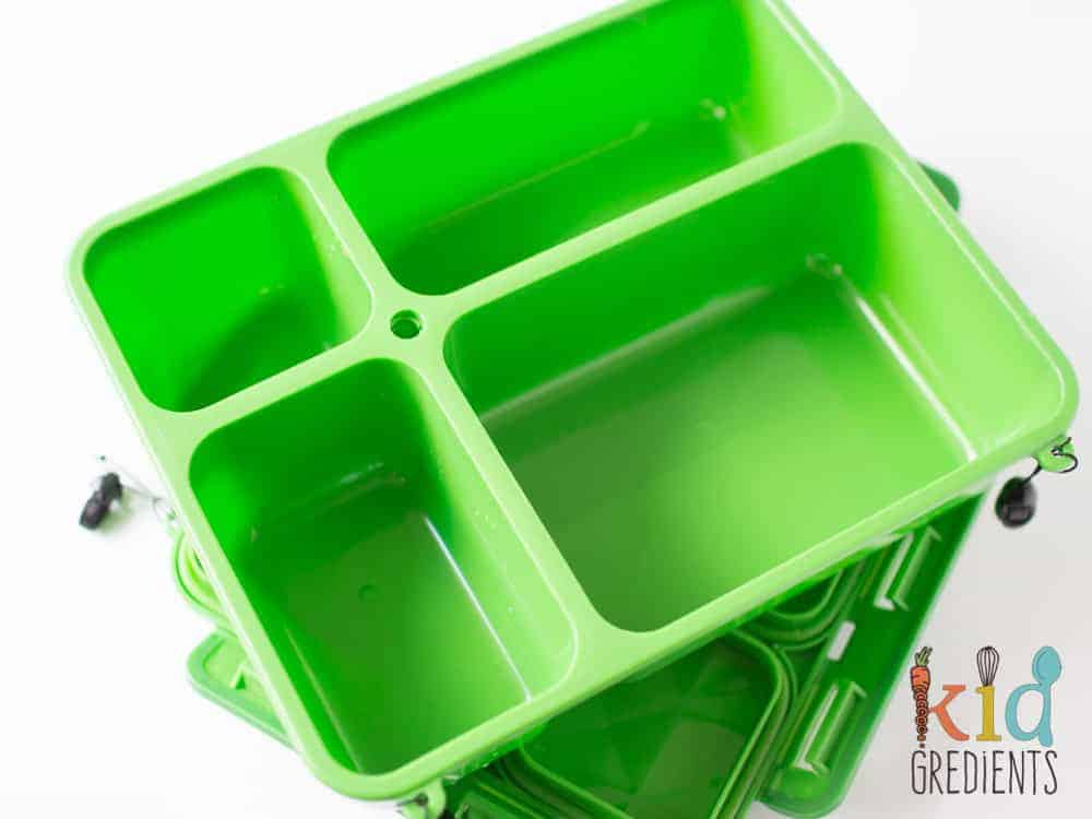 go green medium lunchbox review
