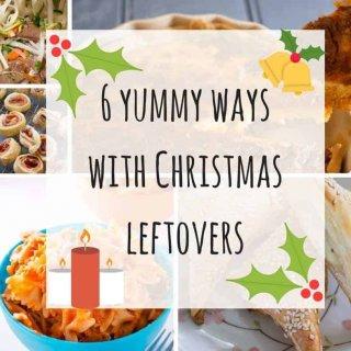 6 yummy ways with Christmas leftovers