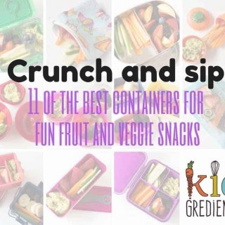 crunch and sip the best containers for fun fruit and veggie snacks