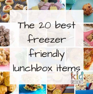 the 20 best freezer friendly lunchbox items