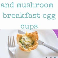 Awesome breakfast cups, why fry when you can bake in one pan? Super easy to make and packed with all the good stuff!