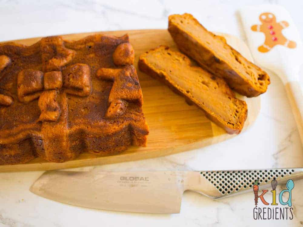 sweet potato gingerbread