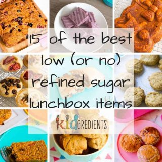 15 of the best low (or no) refined sugar lunchbox items