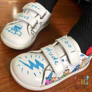 bobux custom sneakers