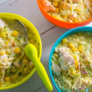 warming chicken noodle soup recipe the whole family will love