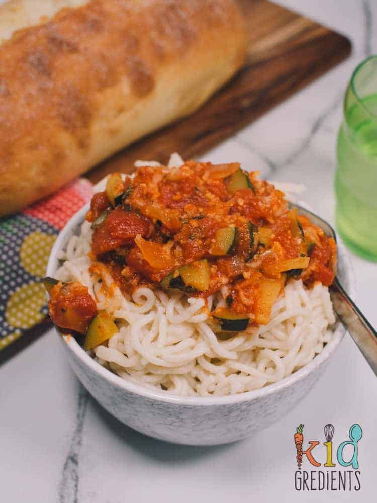 Caulinaise the best way to do a meat free Monday pasta sauce the whole family will love! Made to go with fresh pasta!