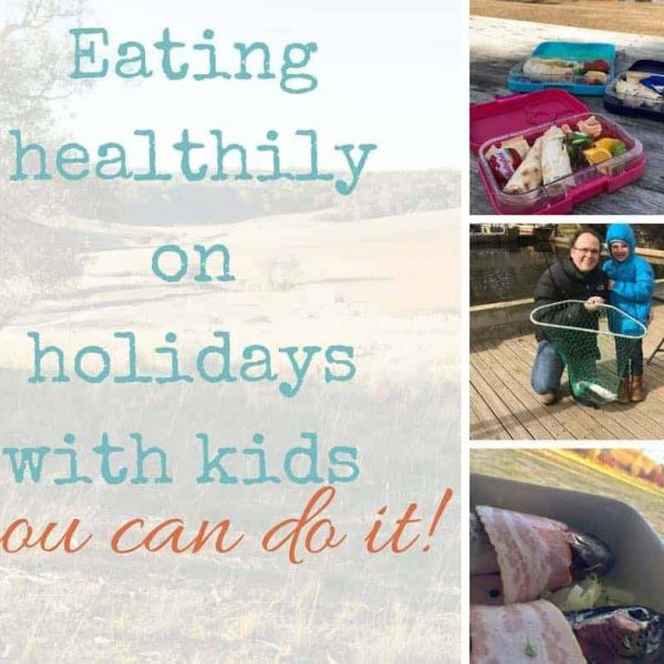 Eating healthily on holidays with kids can be done! Just follow my top tips and you'll have no problems making sure you continue healthy eating even when holidaying!
