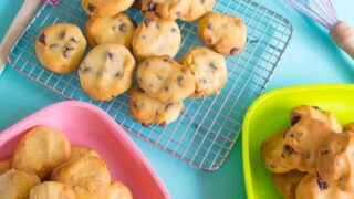 Basic low sugar cookie dough...and 4 ways to make it fun!