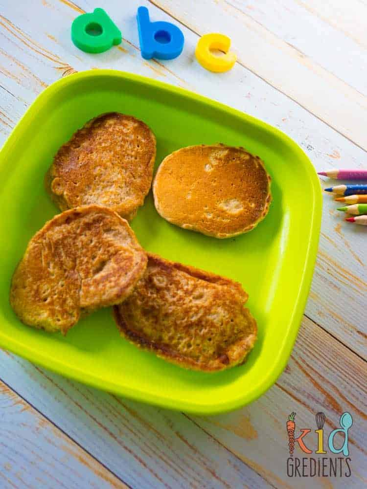 wholesome breakfast pikelets plain