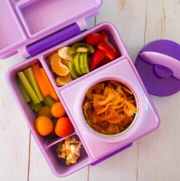 Lunchbox Review: Omie Box – is it a winter school essential?