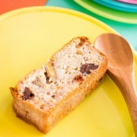 choc chip banana bread