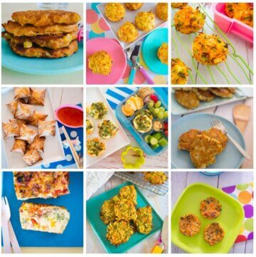 24 vegetarian lunchbox fillers kids will love